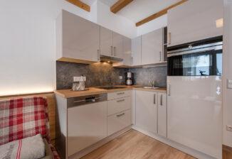 Kochnische/kitchenette