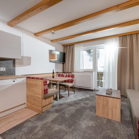 Wohnbereich/living room