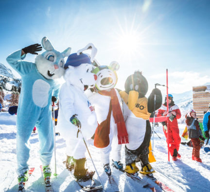 Hotel Alpenrose - Bobby's Snow Adventure
